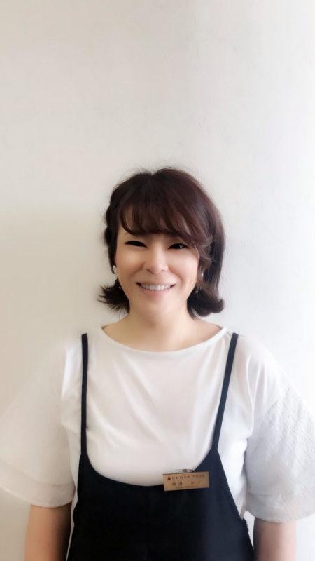 横溝 京子